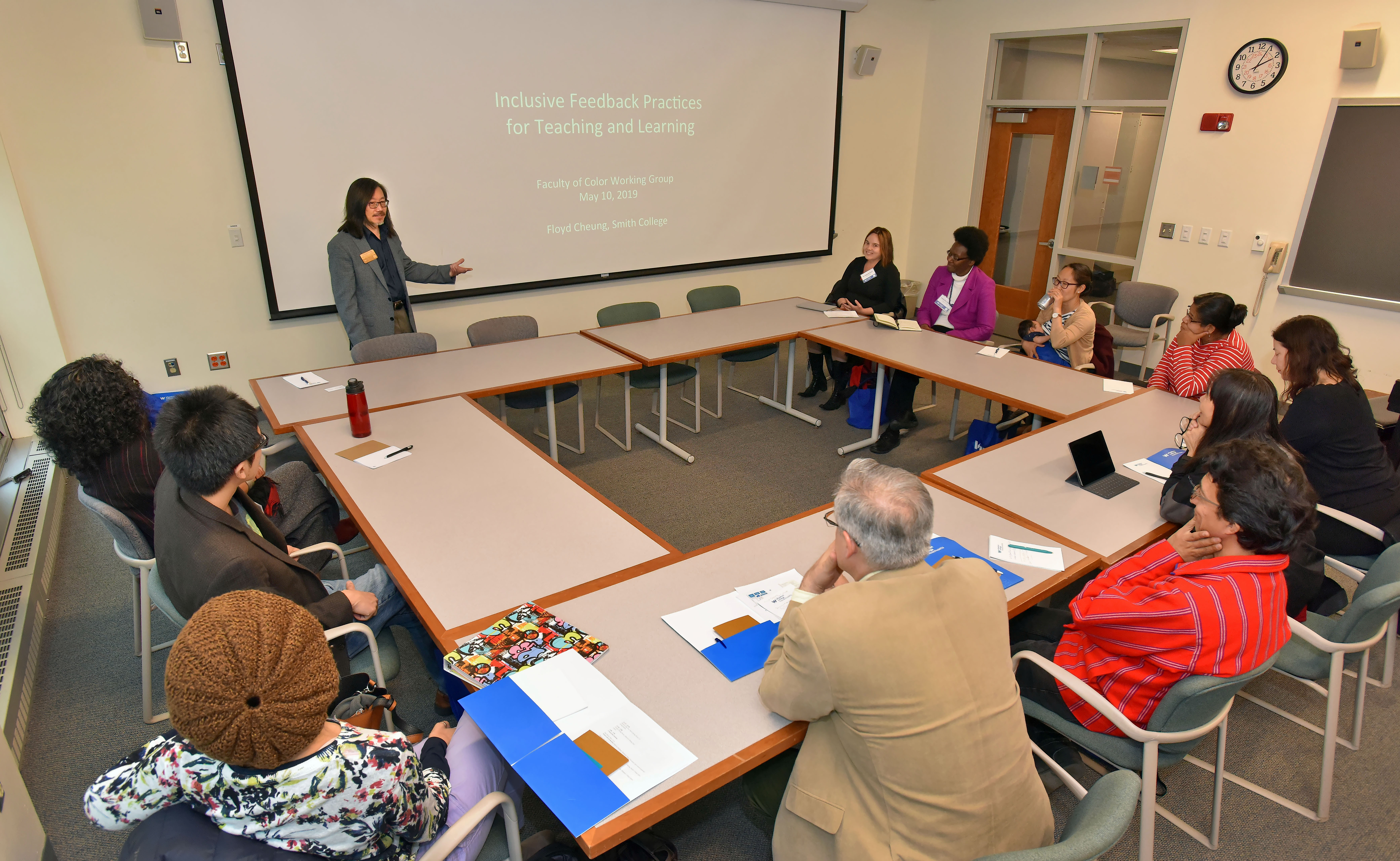 Faculty of Color Working Group Inaugural Symposium